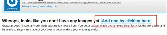 如何申请一个自己的Gravatar头像?