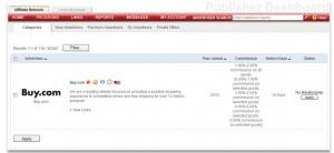 国外联盟Linkshare 广告商账户设置