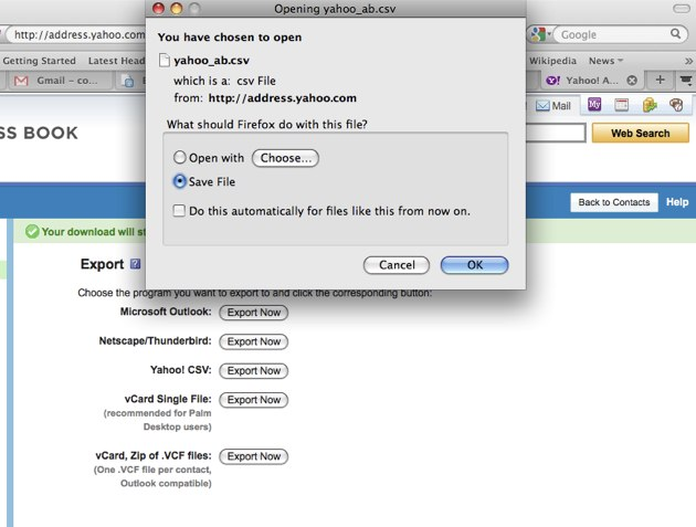 如何导出批量导出所有Facebook好友Email地址?
