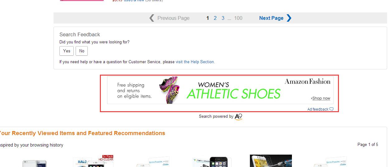 A9对amazon营销的影响