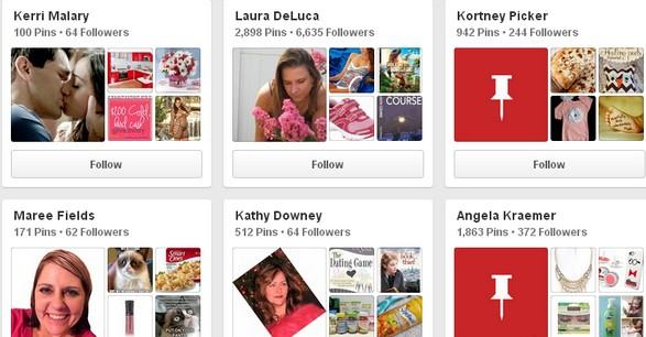 Pinterest网站营销教程如何获取大量粉丝followers技巧