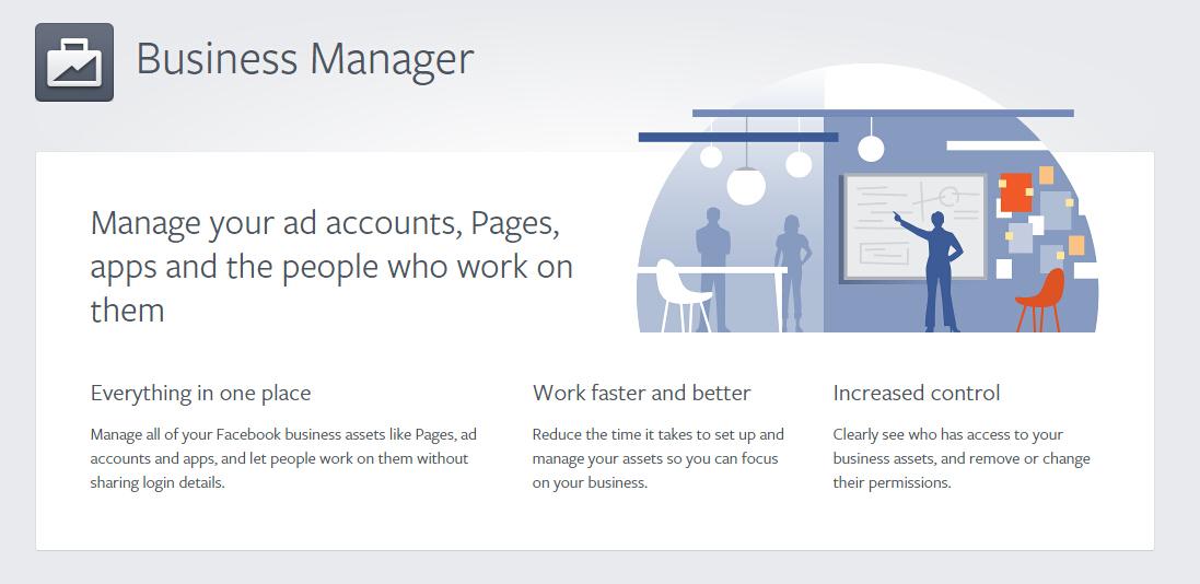 如何申请开通Facebook广告账户