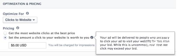 Facebook四大出价方式及实用技能解析