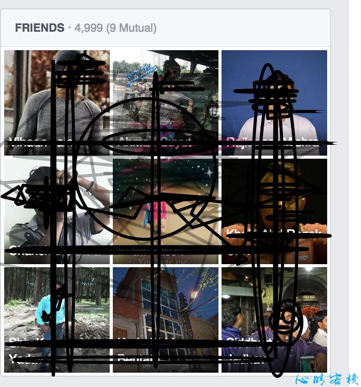 Facebook 多账户加好友引流