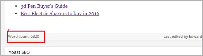 亚马逊联盟网站案例研究 - 4个月内$ 4500 +/月利润