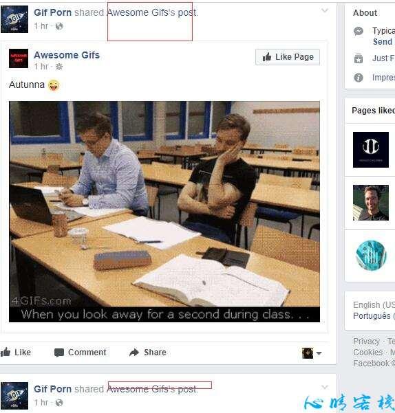 Facebook海量流量之Gif动图引流