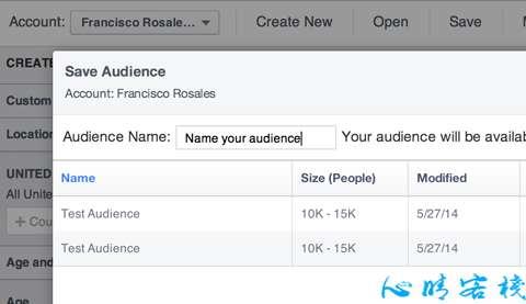 如和利用Audience Insights 精准定位Facebook的广告受众