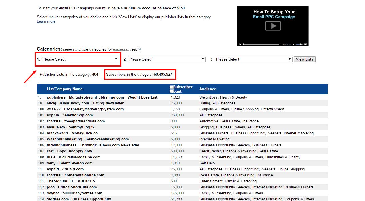 没有Email list怎么做邮件营销
