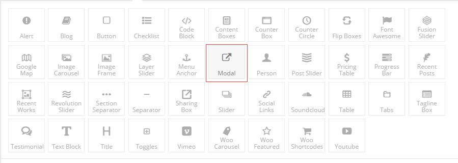 Wordpress Avada主题实现 Contact Form 7弹窗功能?