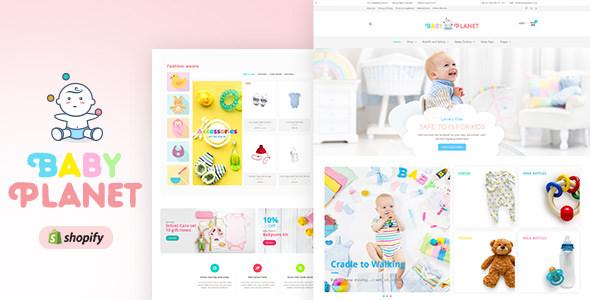 Shopify主题模板 – 免费、收费、破解付费模版36套Shopify主题打包下载