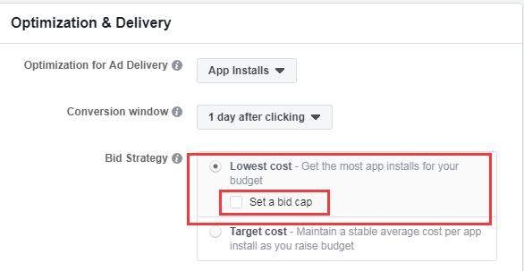 不要轻易尝试Facebook广告不设cap的lowest出价方式