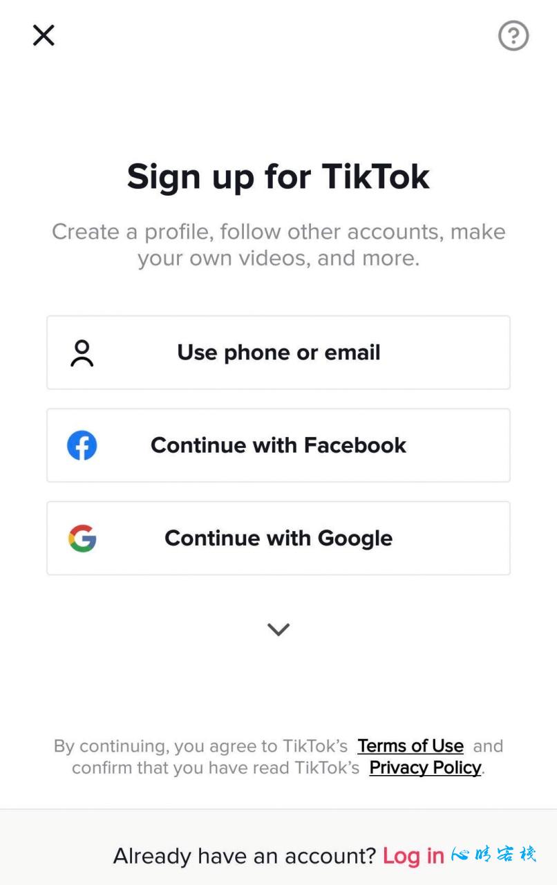 TikTok基础下载教程及新手注意事项   教程