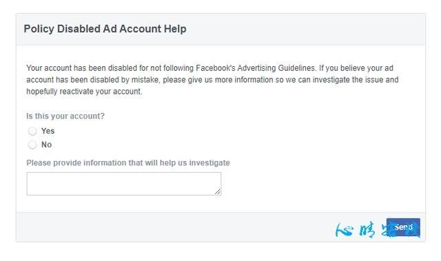 Facebook广告账户被禁用怎么办,如何避免?